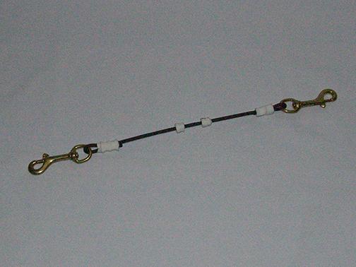 Double neckline - câble SS