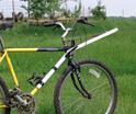 Barre de trait pour vélo