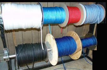 Corde 3 / 8 (9,52mm), polyethylene 16 brins